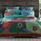 bold and abstract style Quilt Cover