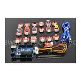 Arduino Starter Kits With UNO R3 Board , Electronic Building Blocks Learning Kit For Arduino