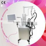 Newest slimming machine with humanized operation system / home & salon use multi-functional beauty machine