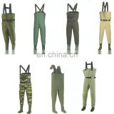 custom color waders