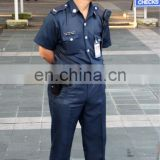 long sleeves security guard uniform