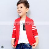 T-BH510 Latest Design Boys Zip Wholesale Childre's Clothing