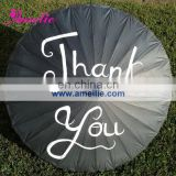 A6255 Paper wedding umbrella wholesale umbrellas