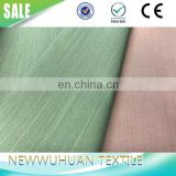 China Supplier Bamboo Grain Polyester Fabric For Robes