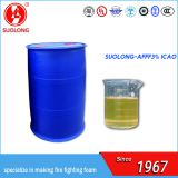 High performance aqueous film forming form concentrate with ICAO approval ( 3%AFFF )
