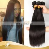 Shedding free no tangle 8A 9A 10A new hair style 2017 milk straight