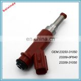 Auto Injector OEM 23250-31050 23209-0P040 23209-31050 Fuel Injection System