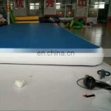 taekwondo Hot Indoor Customized Size Air Track Gym Equipment Inflatable Mat and Gymnastics Floor for Kids pvc inflatable