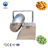 Hot sale automatic small  chocolate coating pan machine