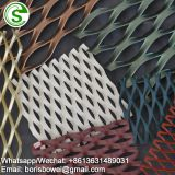 Industrial small hole Expanded aluminum Mesh
