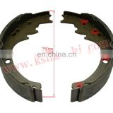 Auto parts accessories parts forklift brake shoe friction material used for 7FD30, BS-02