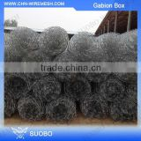China Suppliers Pvc Coated Gabion Box, Stone Cage For Retaining Wall, Gabion Box Stone Cage