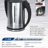 I'm very interested in the message 'Kettle' on the China Supplier