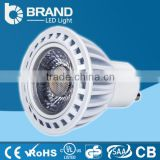 Factory Price, Aluminum + Plastic AC240V 5w GU10 LED Spotlight With 3 Years Warranty, LED Spotlight Lamp