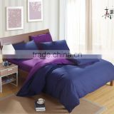 200 TC 100% cotton plain dye drill wholesale bedding sets                                                                         Quality Choice