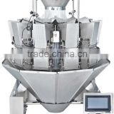 High speed high accuracy automatic multihead combination weigher for Frozen food packing and filling machine