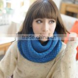 Wholesale Fashion Knitted Circle Loop Winter Scarf 2015