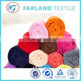Factory price Lint free flame retardant 20 times washing multifunction imported mink blankets