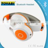 Headset Wireless Foldable Folding Stereo Earphones with Noise Reduction Wholesale Handsfree Talking BT Headphone