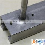 Precast concrete anchor stainless steel channel 52/34 type 300mm