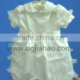 2012 fashion design comfortable and breathable baby girl christening gown