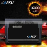 INQUIRY ABOUT Carku brand 12V jump starter 16000mAh mobile power pack battery jump starter