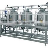 fully-automatic CIP cleaning system