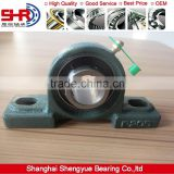 Cast steel Plummer block bearing holder UCP205 chumaceras SNL UCF UCP conveyor roller bearing housing