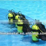 SCUBA cylinder and diving tank
