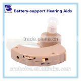 whosale ningbo battery-support hearing aid digital hearing aid