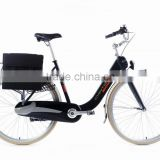 2016 Hot sell 700C 3SPD Aluminium alloy top grade convenient city ,travel with traveling bag bike ,city bicycles