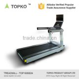 TOPKO commercial body fitness equipment motorized treadmill fitness treadmill