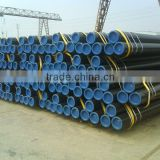 hot rolled/cold rolled/drawn seamless carbon steel pipe for hydraulic pillar tube with ASTM,DIN,JIS