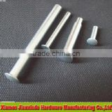 CNC Tubular Rivets,CNC precision part,rivets
