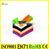 Wholesale Cheap price Good Quality High elasticity Foam EVA Sheet with Various Colors