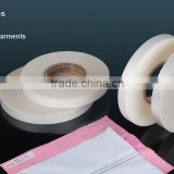 hot air waterproof seam sealing tape for waterproof garments like jackets, ski suits, tents shoes and rain coat