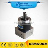Various ratio high precision stepper motor planetary gearbox