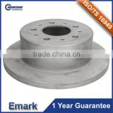 4249K7 424930 92157400 98200157401 Light Truck Disc Brake Rotor Used for Peugeot Boxer Platform Chassis