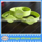 chip ntag203 silicone rfid wristband waterproof