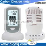 air quality test instruments portable digital Carbon dioxide gas co2 analyzer capnometer