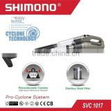 SHIMONO dry charged carpet curtain cleaning machine hoover vaccum parts with SVC1017-D