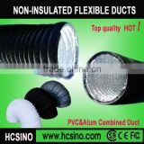 Air conditioning/HVAC System Ventilation PVC&aluminum combined flexible duct