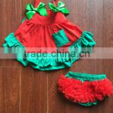 new Christmas boutique girls outfits giggle moon remake for baby girls swing sets