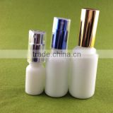 5ml-100ml white porcelain bottles for perfume with spray mist cap/perfume glass bottle 100ml