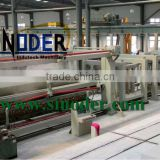 Provide complete sand Fly ash AAC Block Making Machine with capacity 30000-350000m3/year -- Sinoder Brand