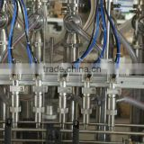 Automatic Water, Milk, Juice, Liquid filling equipment (machine) with 6 nozzles, High precision Manufacturers & Exporters