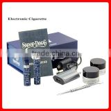 E-cigarette Snoop Dogg Vaporizer Starter Kit Dry Herb Vaping Kit 650mAh Electronic Cigarette Wax Kit Set