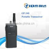 GP328 high quality professional 5w vhf uhf hand held radios talky for motorola