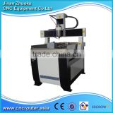 4 Axis Small CNC Router Kit Engraving And Drilling Machine For Stone Metal Wood With DSP Offline Control Water Tray 600*900MM