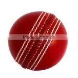 Good Quality Red Hand Stitched Genuine Leather Cricket Ball